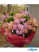 Букет цветов Красота в тебе . Доставка по Киеву и Украине