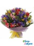 Букет цветов Тайна Королевы . Доставка по Киеву и Украине