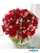 Букет цветов Анастасия . Доставка по Киеву и Украине