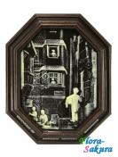 Шоколадный сувенир Почтальон . Доставка по Киеву и Украине