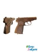 Шоколадный Пистолет Макаров . Доставка по Киеву и Украине