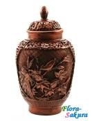 Шоколадная ваза Непальская . Доставка по Киеву и Украине