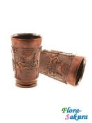 Шоколадный кубок Охота бронза . Доставка по Киеву и Украине