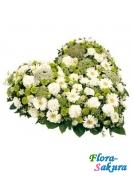 Сердце цветов Антуан . Доставка по Киеву и Украине