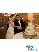 Как разрезать торт 1 . Доставка по Киеву и Украине