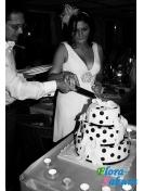 Свадебный торт Горох . Доставка по Киеву и Украине