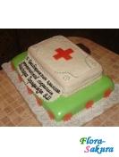 Торт на заказ Докторский . Доставка по Киеву и Украине