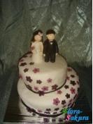 Свадебный торт Звездочет . Доставка по Киеву и Украине