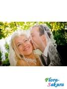 Фотосъемка свадьбы-1 . Доставка по Киеву и Украине