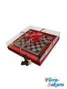 Шоколадные шахматы . Доставка по Киеву и Украине