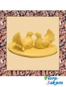 Свадебные голуби  . Доставка по Киеву и Украине