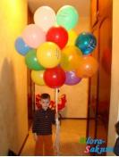 Воздушный шар (гелиевый) . Доставка по Киеву и Украине