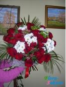 Букет цветов Краски праздника . Доставка по Киеву и Украине