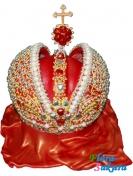 Торт Императорская корона . Доставка по Киеву и Украине