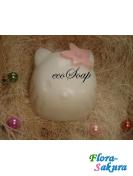 Детское мыло Китти с маслами . Доставка по Киеву и Украине