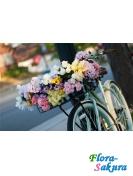 Доставка цветов Берестянка, Блиставица . Доставка по Киеву и Украине