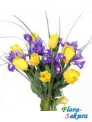 Букет цветов Зов сердца . Доставка по Киеву и Украине