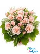 Букет цветов Нежное прикосновение . Доставка по Киеву и Украине