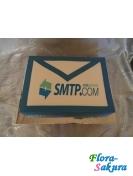 Корпоративный торт SMPT . Доставка по Киеву и Украине