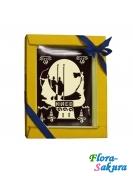 Шоколадная открытка Киев . Доставка по Киеву и Украине
