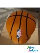 Торт Баскетбольный мяч . Доставка по Киеву и Украине