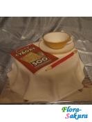 Торт на заказ Судоку . Доставка по Киеву и Украине