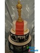 Торт на заказ Оскар . Доставка по Киеву и Украине