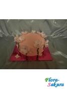 Торт для женщины Маки . Доставка по Киеву и Украине