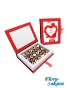 Шоколадные конфеты ЛП-0085 . Доставка по Киеву и Украине