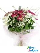 Букет цветов Улыбка заразительна . Доставка по Киеву и Украине