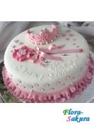 Торт для девочки Фея . Доставка по Киеву и Украине