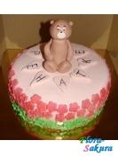 Детский торт Мишутка . Доставка по Киеву и Украине