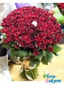 151 высокая роза Особенная . Доставка по Киеву и Украине