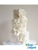 Свадебный торт Винетта . Доставка по Киеву и Украине