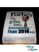 Торт для мужчины Форбс . Доставка по Киеву и Украине
