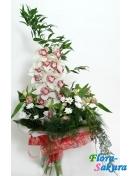 Букет цветов Овации . Доставка по Киеву и Украине