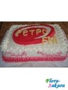 Торт на заказ Ретро ФМ . Доставка по Киеву и Украине