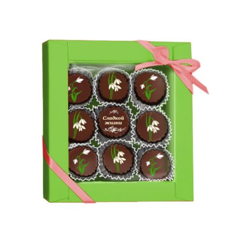 Подарки из шоколада вологда 1