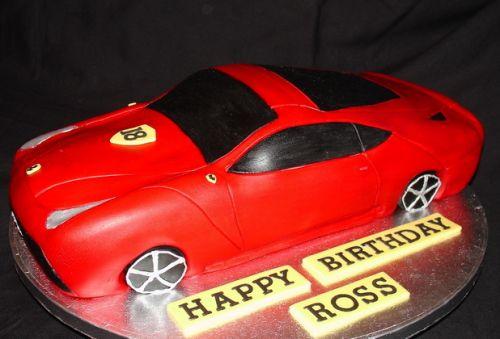 Торт ежевичный фото 5